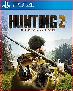 HUNTING SIMULATOR 2 PS4 MÍDIA DIGITAL