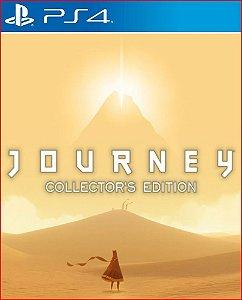 JOURNEY COLLECTOR'S EDITION PS4 MÍDIA DIGITAL