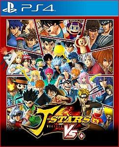 J-STARS VICTORY VS+ PS4 MÍDIA DIGITAL