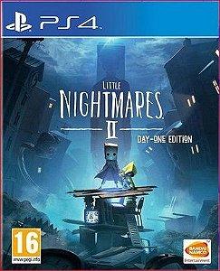 Little Nightmares II PS4 mídia digital