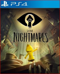 LITTLE NIGHTMARES PS4 MÍDIA DIGITAL PROMOÇÃO