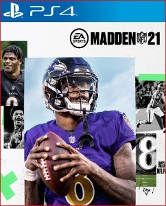 MADDEN NFL 21 PS4 PSN MÍDIA DIGITAL