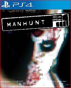 MANHUNT PS4 MÍDIA DIGITAL