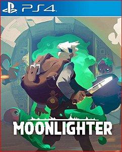 MOONLIGHTER PS4 MÍDIA DIGITAL