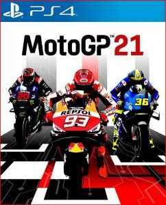 MOTO GP 21 PS4 MÍDIA DIGITAL
