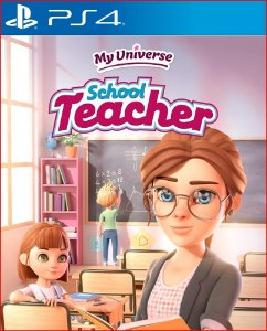 MY UNIVERSE - SCHOOL TEACHER PS4 MÍDIA DIGITAL LANÇAMENTO