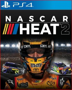 NASCAR HEAT 2 PS4 MÍDIA DIGITAL
