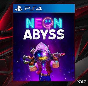 NEON ABYSS PS4 MIDIA DIGITAL   LANÇAMENTO