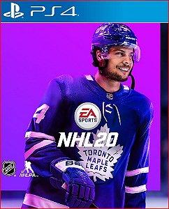 NHL 20 PS4 MÍDIA DIGITAL