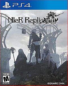 NIER REPLICANT PS4 MIDIA DIGITAL