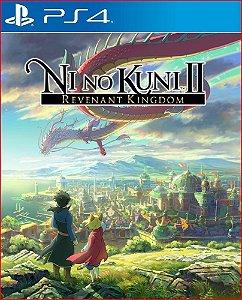 NI NO KUNI ll: REVENANT KINGDOM PS4 MÍDIA DIGITAL