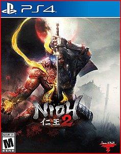NIOH 2 PS4 MÍDIA DIGITAL