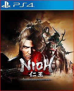 NIOH THE COMPLETE EDITION PS4 PORTUGUÊS MIDIA DIGITAL