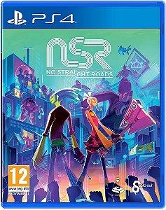 NO STRAIGHT ROADS PS4 MÍDIA DIGITAL