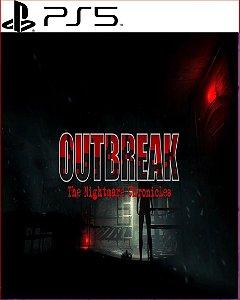 OUTBREAK: THE NIGHTMARE CHRONICLES PS5 PSN MÍDIA DIGITAL