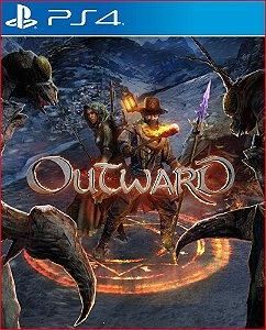 OUTWARD PS4 MÍDIA DIGITAL - PROMOÇÃO