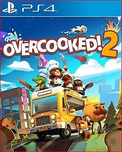 OVERCOOKED! 2 PS4 MÍDIA DIGITAL