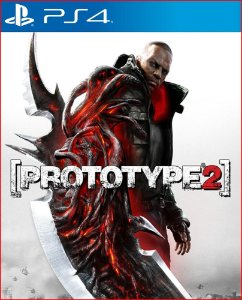PROTOTYPE 2 PS4 MÍDIA DIGITAL