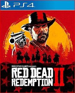Red Dead Redemption 2 Ps4 Mídia Digital português