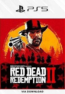 Red Dead Redemption 2 Ps5 psn Mídia Digital