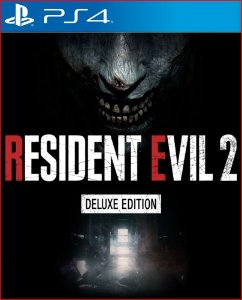 RESIDENT EVIL 2 DELUXE EDITION PS4 PSN PORTUGUÊS MÍDIA DIGITAL