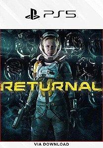 RETURNAL PS5 PSN MÍDIA DIGITAL