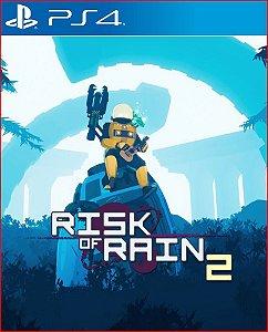 RISK OF RAIN 2 PS4 MÍDIA DIGITAL