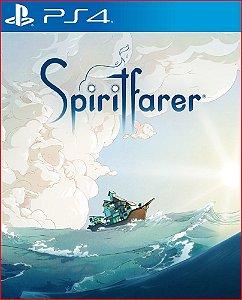SPIRITFARER PS4 MÍDIA DIGITAL