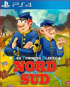 THE BLUECOATS: NORTH & SOUTH PS4 MÍDIA DIGITAL
