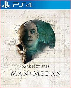 THE DARK PICTURES ANTHOLOGY: MAN OF MEDAN PS4 MÍDIA DIGITAL