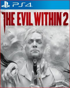 THE EVIL WITHIN 2 PS4 MÍDIA DIGITAL