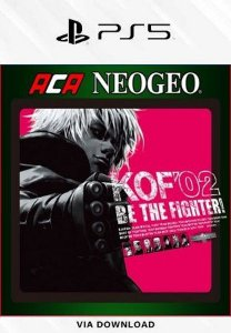 THE KING OF FIGHTERS 2002 PS5 MÍDIA DIGITAL