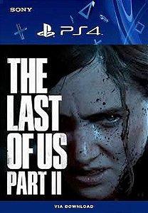 The Last of Us Part II Ps4 Mídia Digital