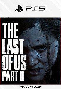 THE LAST OF US PART II PS5 PSN MÍDIA DIGITAL
