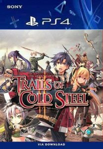 The legend of heroes trails of cold steel II ps4 midia digital