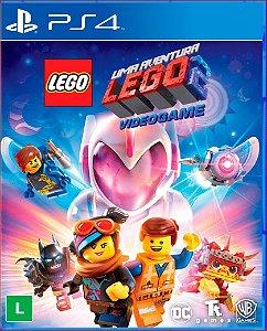 The lego movie 2 videogame ps4 midia digital
