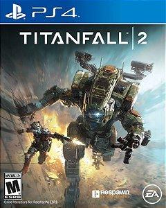 Titanfall 2 ps4 mídia digital