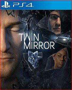 TWIN MIRROR PS4 MÍDIA DIGITAL PSN