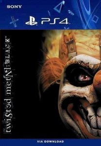 TWISTED METAL: BLACK PS4 MÍDIA DIGITAL