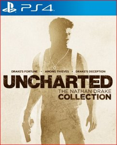 UNCHARTED The Nathan Drake Collection Ps4 Mídia Digital