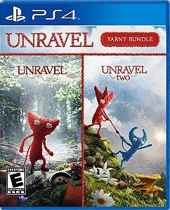 Unravel yarny bundle ps4 midia digital