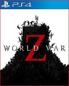 World War Z ps4 psn midia digital