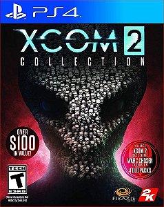 Xcom 2 Collection ps4 psn midia digital