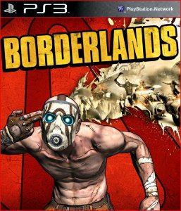 BORDERLANDS PS3 PSN MÍDIA DIGITAL