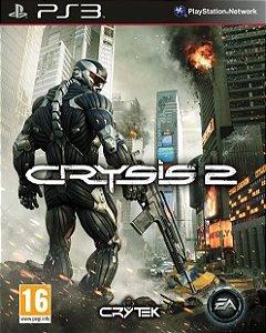 CRYSIS 2 PS3 MÍDIA DIGITAL