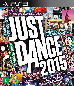 JUST DANCE 2015 PS3 MÍDIA DIGITAL