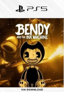 BENDY AND THE INK MACHINE PS5 MÍDIA DIGITAL