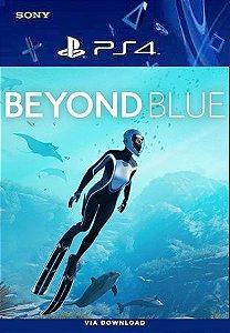 BEYOND BLUE PS4 PORTUGUÊS MÍDIA DIGITAL PSN