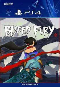 BLADED FURY PS4 MÍDIA DIGITAL