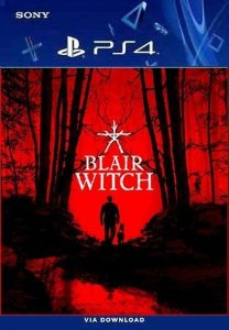 BLAIR WITCH PS4 MÍDIA DIGITAL PSN